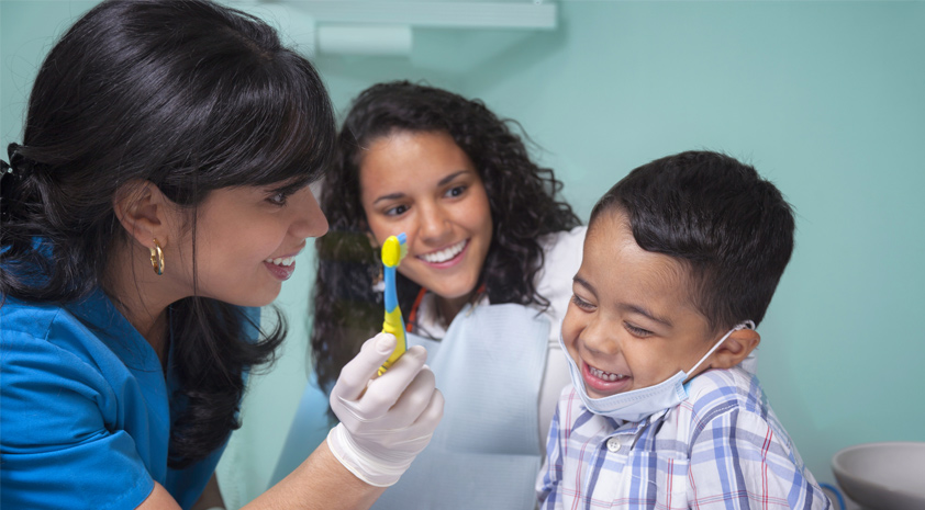 Contact Vela Saenz Family Dentistry